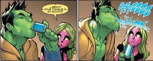If you ever think nothing hurts a Hulk