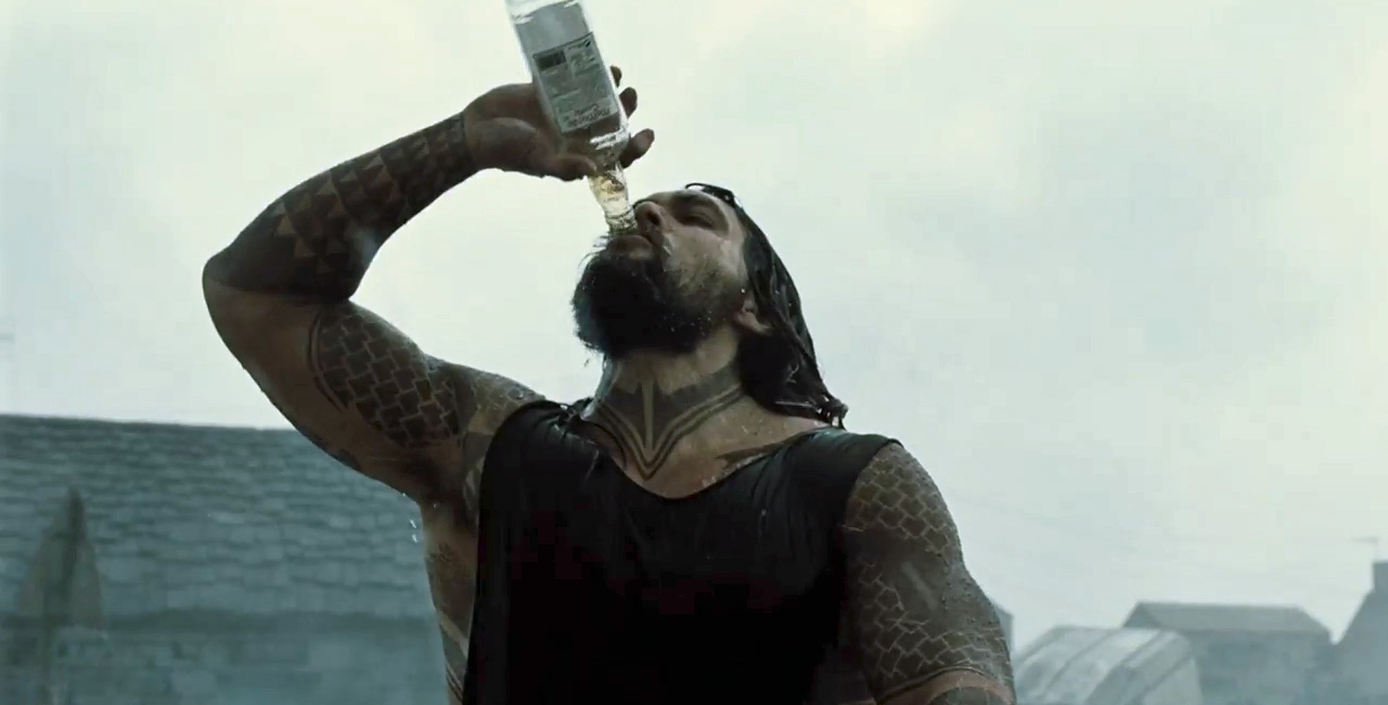 Whisky, and one for Ahab there…