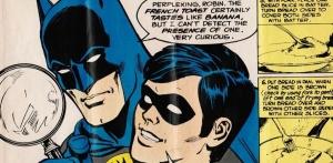 Put the Banana in the Batman, Batter