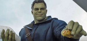 Hulk gives Ant-Man tacos